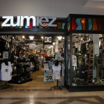 Zumiez retail store in Lakeland, FL