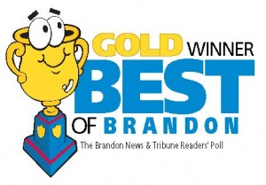 Brandon Best of Logo_Gold